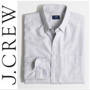 "✨ J. Crew ""Slim Oxford Dobby Shirt"" ✨"